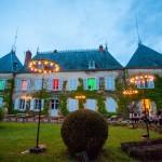Le château de Massilly