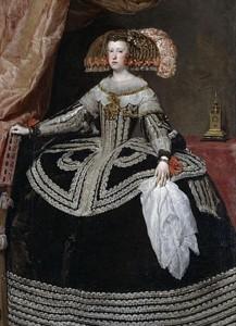 Mariana par Velázquez