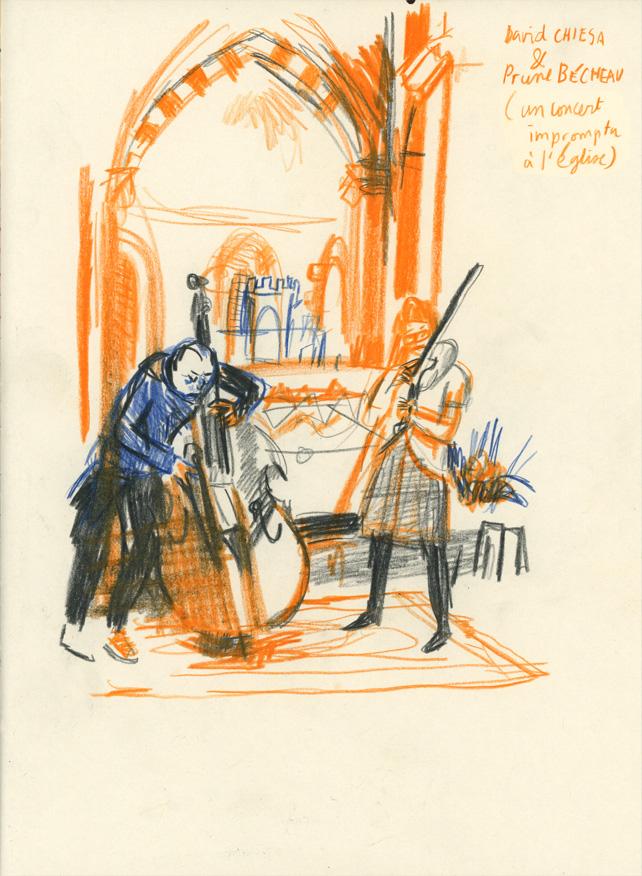 Duo D. Chiesa/P. Bécheau
