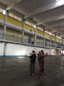 Bomonstre - Hangar désaffecté  (Marseille)